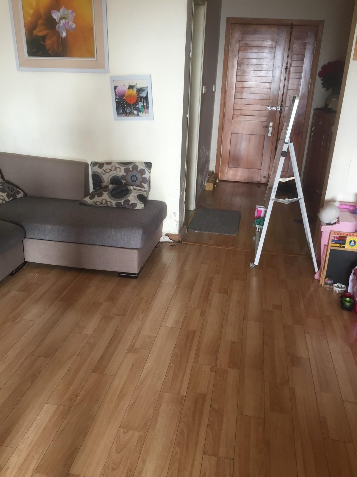 Cải tạo chung cư số 151 Nguyễn Đức Cảnh