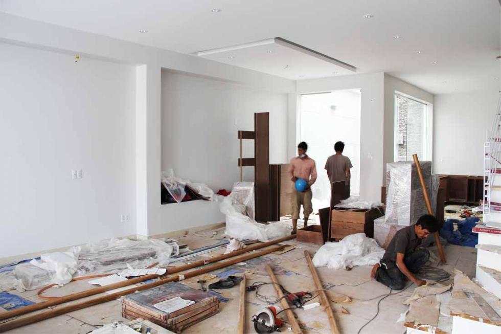 Thi công nội thất – định hình phong cách không gian sống