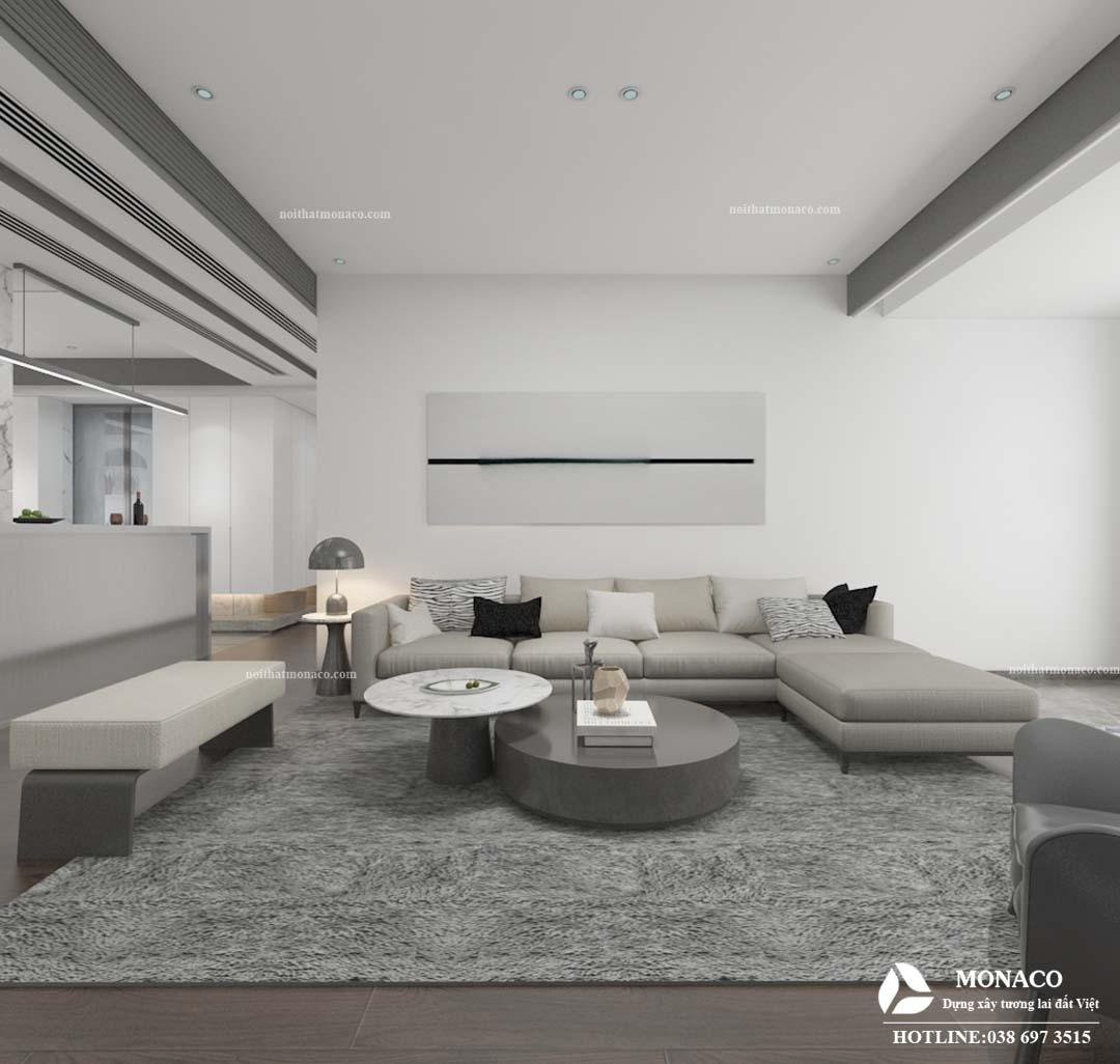 Thiết kế nội thất căn hộ AN BÌNH CITY  anh Long