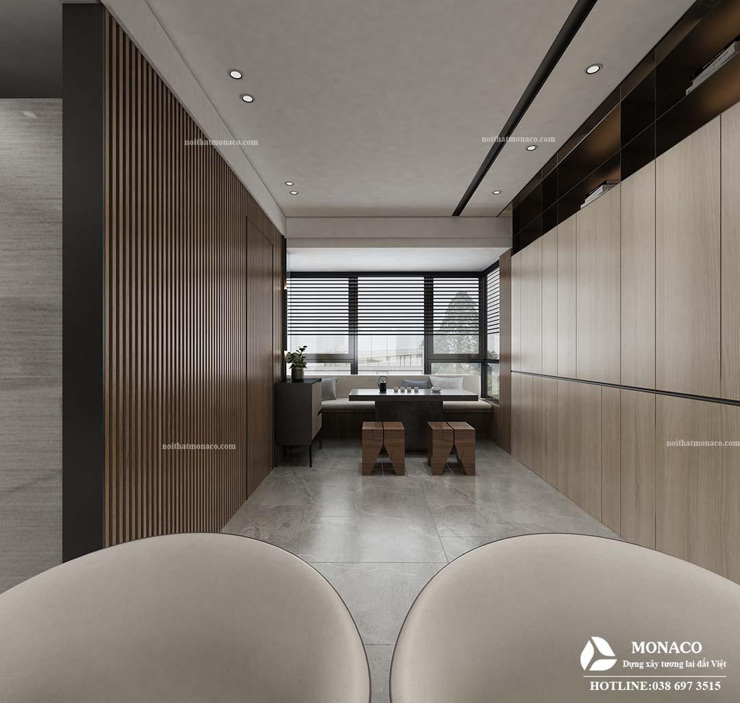 Thiết kế nội thất chung cư D' CAPITAE-Anh Thắng