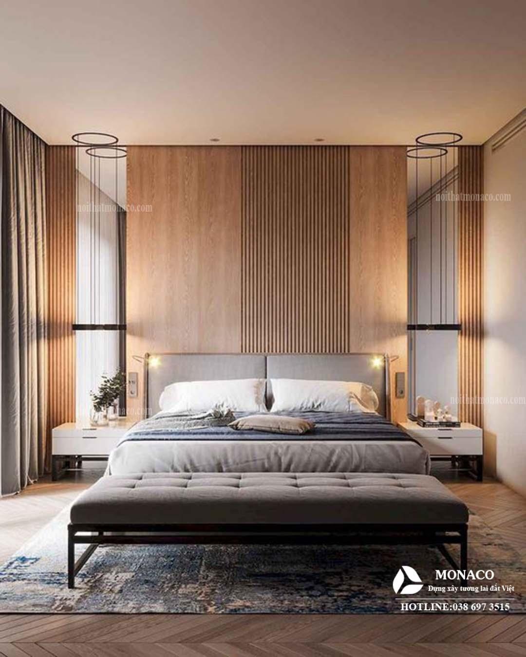 thiết kế nội thất hiện đại chung cư BEA SKY