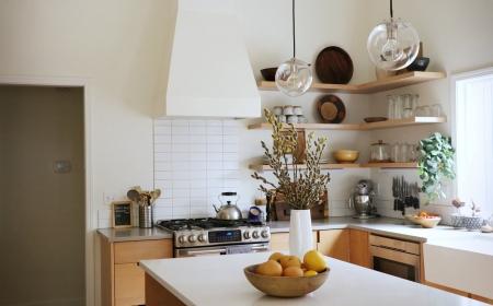 37 mẫu thiết kế phòng bếp có diện tính nhỏ theo phong cách hiện đại
