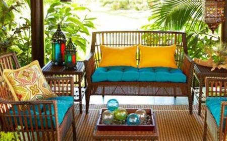 43 mẫu thiết kế nội thất phòng khách đa sắc màu