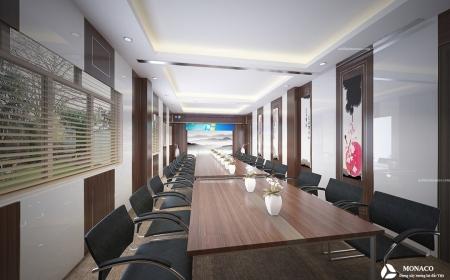 Thi công nội thất văn phòng nhật bản-Công ty Cổ phần Đào tạo và Phát triển Công nghệ Hà Nội ( HANOI HTD)