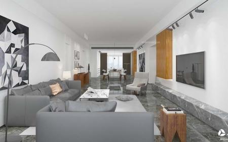 Thiết kế nội thất chung cư Sky Central Định Công